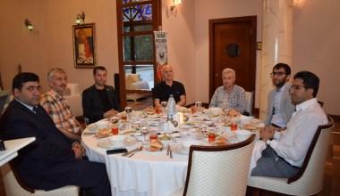 Muş'lu işadamları Bursa'daki iftarda buluştu