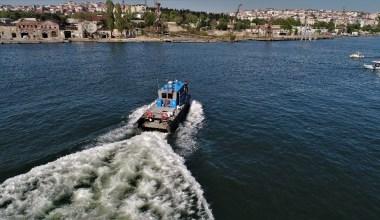(Özel) İstanbul Boğazı'nın koruyucuları Deniz Polisleri