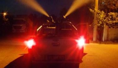 Sapanca Belediyesi haşereyle karşı ilaçlama çalışmasına başladı