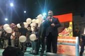 Sultangazi'de gökyüzünü iyilik balonları kapladı