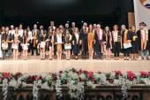 Trakya Üniversitesi Fen Fakültesi mezunlarını uğurladı