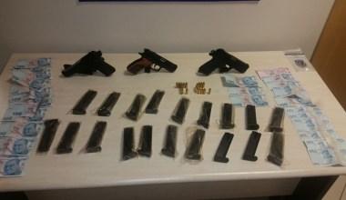 Başakşehir emniyetinden ruhsatsız silah operasyonu: 2 gözaltı