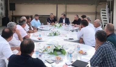 """Başkan Mustafa Işık: """"Gürsu'yu istişare kültürüyle yönetiyoruz"""""""