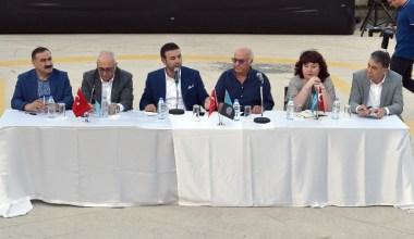 Beşiktaş'ta 'Açık Mikrofon' buluşmaları başladı