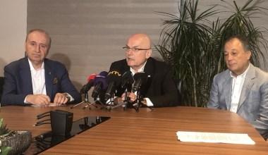Beşiktaş'ta Tevfik Yamantürk yeniden divan başkanlığına aday