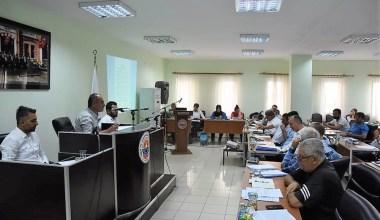 Gemlik Belediye Meclisi'nde kapalı pazar yeri konuşuldu