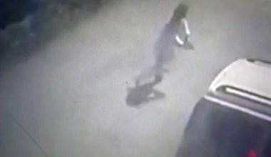 Pendik'te iş adamına silahlı saldırı kamerada