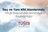 TÜSEB'in Yerli-Milli İlaç ve Tanı Kiti Geliştirme Çalışmaları başladı