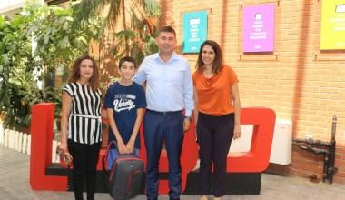 'Yazılımcı' olma hayali onu Gebze'de ki proje okuluna yönlendirdi