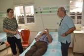 Balıkesir Devlet Hastanesinde bayram nöbeti