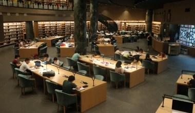 Başakşehir Millet Kıraathanesi'nde kitap ve okuyucu sayısı artıyor