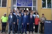 Başkan Babaoğlu bayramlaşma programlarına katıldı