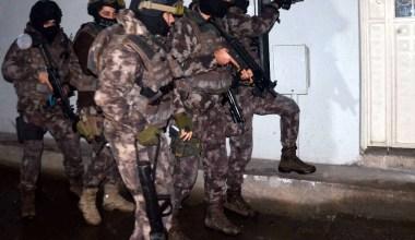 Bursa'da PKK/KCK operasyonu: 7 gözaltı