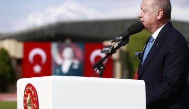Başkan Erdoğan 'Çok fazla zamanımız ve sabrımız yok'