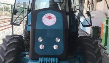 Elektrikli traktör üretim için anlaşma bekliyor