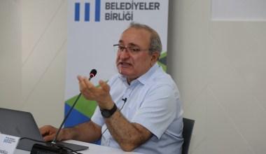 Marmara Belediyeler Birliği, sel konusunu masaya yatırdı