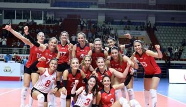 Türk Hava Yolları Kadın Voleybol Takımı, Balkan şampiyonu oldu