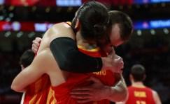 Basketbolda dünyanın en büyüğü İspanya