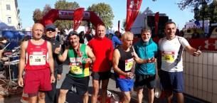 Bursalı koşuculardan Odessa maratonunda büyük başarı