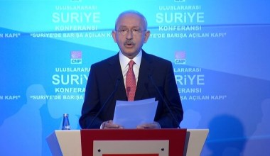 CHP lideri Kemal Kılıçdaroğlu: