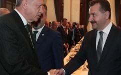 Cumhurbaşkanı Erdoğan'dan Başkanı Yılmaz'a görev