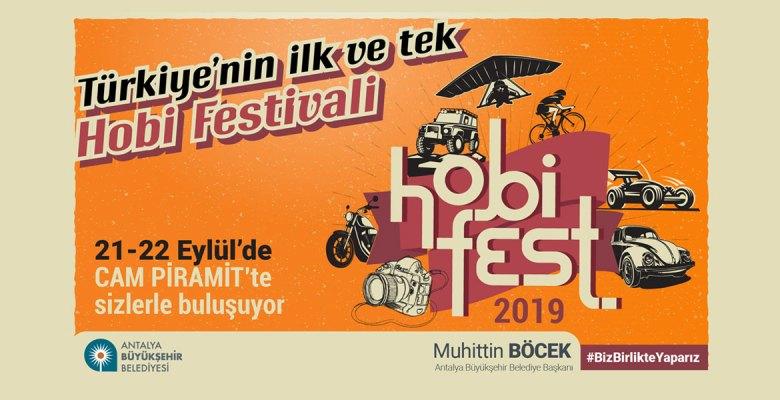 Hobi Festivali için geri sayım başladı