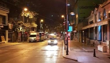 İnönü Caddesi, ışıl ışıl oldu