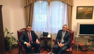 Kassanov, Başkonsolos Akıncı'ya Ahıska Türklerinin son durumunu anlattı