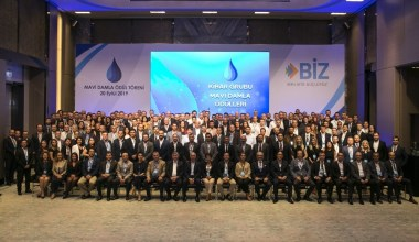 Kibar Holding, yenilikçi fikirleri Mavi Damla Ödülleri ile destekliyor