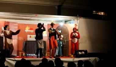 Maltepe'de 8 ülkeden tiyatrocular sahne alacak