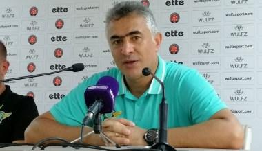 """Mehmet Altıparmak: """"Çok önemli bir galibiyet aldık"""""""
