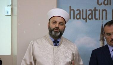 Sakarya İl Müftüsü İhsan Açık 'Camiler ve Din Görevlileri Haftası' programını açıkladı