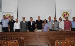 Tekirdağ TSO, Büyükşehir Gazeteciler Derneğini Ziyaret Etti