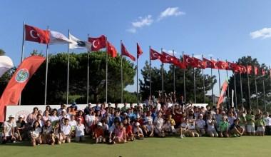 TGF Türkiye Yıldızlar Şampiyonası'nda kupalar sahiplerini buldu
