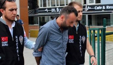 Turisti otoyolda indirip parasını gasp eden taksici yakalandı