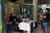 Üniversite öğrencilerine otogarda karşılama