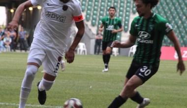 Ziraat Türkiye Kupası 2. Eleme Turu: Kocaelispor: 3 – Gölcükspor: 1
