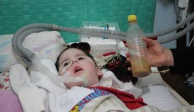 2 yaşındaki SMA hastası Alperen hayatını kaybetti