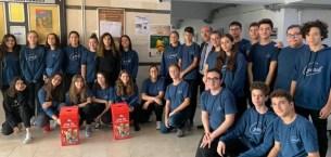 Atık Piller okulların desteği ile toplanıyor