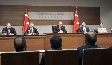 Cumhurbaşkanı Erdoğan, Türk Konseyi 7. zirvesinde Barış Pınarı Harekatını anlatacak