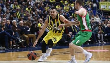 Fenerbahçe, Saski Baskonia'yı ağırlayacak
