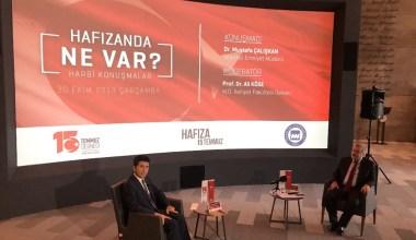 """İstanbul Emniyet Müdürü Dr. Mustafa Çalışkan hain darbe girişimine yönelik, """"Halen daha sıkıntı devam ediyor"""""""