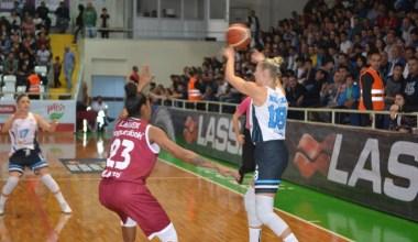 Kadınlar Basketbol Süper Ligi: İzmit Belediyespor: 100 – Elazığ İl Özel İdare: 101