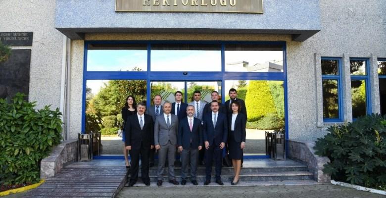 Sakarya Üniversitesi ile PİKDER Arasında İşbirliği