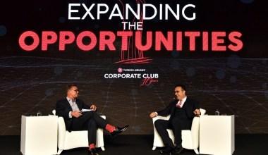 Seyahat endüstrisinin liderleri İstanbul'da buluştu