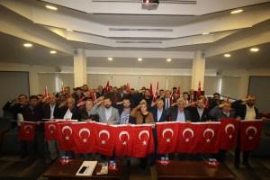 Sındırgı'dan Mehmetçiğe asker selamı