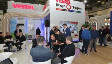 Vestel Proje Ortağım, ISK-SODEX İstanbul Fuarı'nda yeni ürün ve teknolojileri tanıtıyor