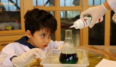 Bilim Merkezi'nin ziyaretçi 1 milyona ulaştı
