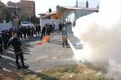 Cezaevi İnfaz Koruma Memurlarına 'Afet Bilinci ve Yangınlara Müdahale' eğitimi verildi