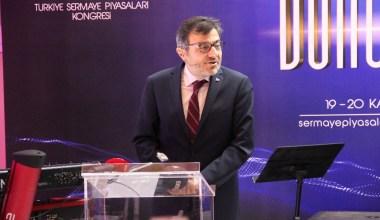 Prof. Dr. Aşan: ''İstanbul Finans Merkezi konusunda işler yolunda gidiyor''